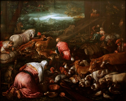 Jacopo_Bassano_workshop_-_Animals_boarding_the_Noah's_Ark_-_Louvre